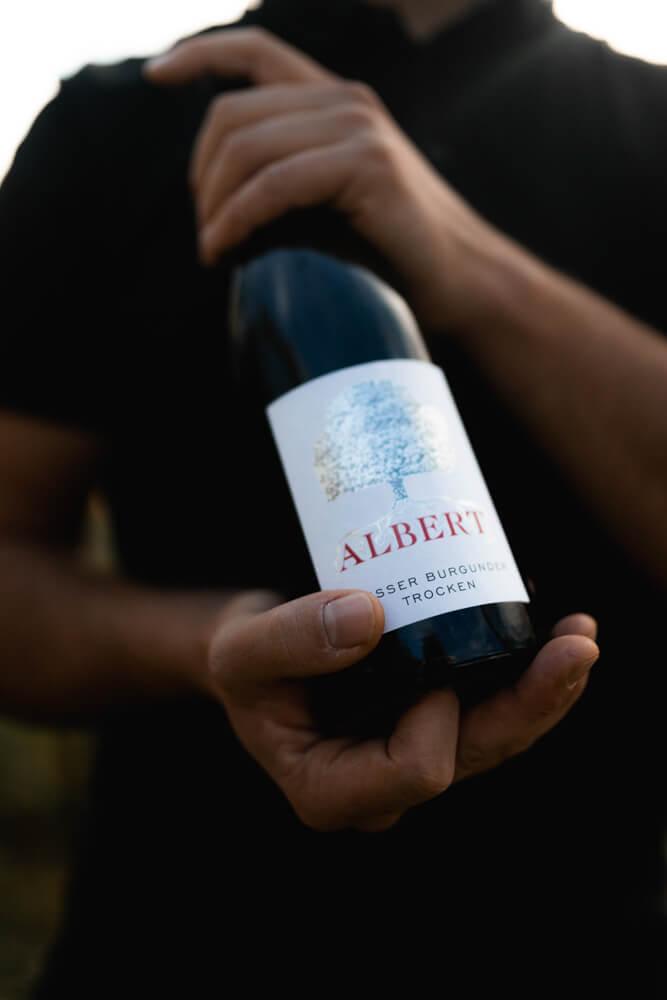 Digitale Weinprobe